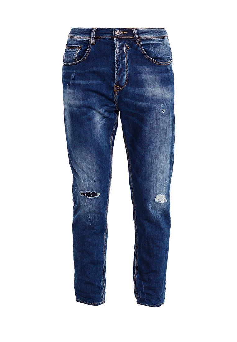 Зауженные джинсы Gianni Lupo D001-GL270C
