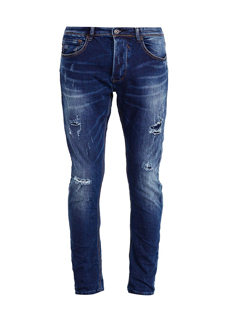 Зауженные джинсы Gianni Lupo D001-GL271C