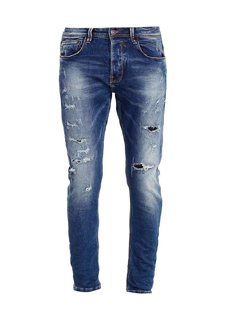 Зауженные джинсы Gianni Lupo D001-GL273C