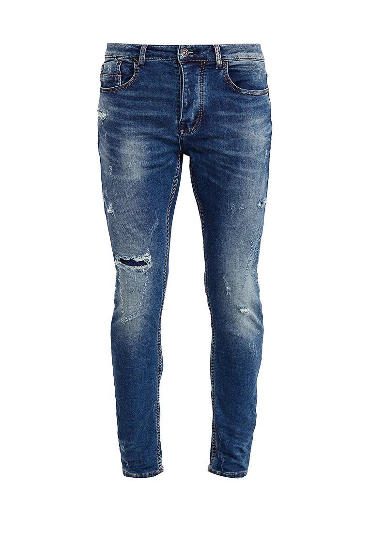 Зауженные джинсы Gianni Lupo D001-GL277C