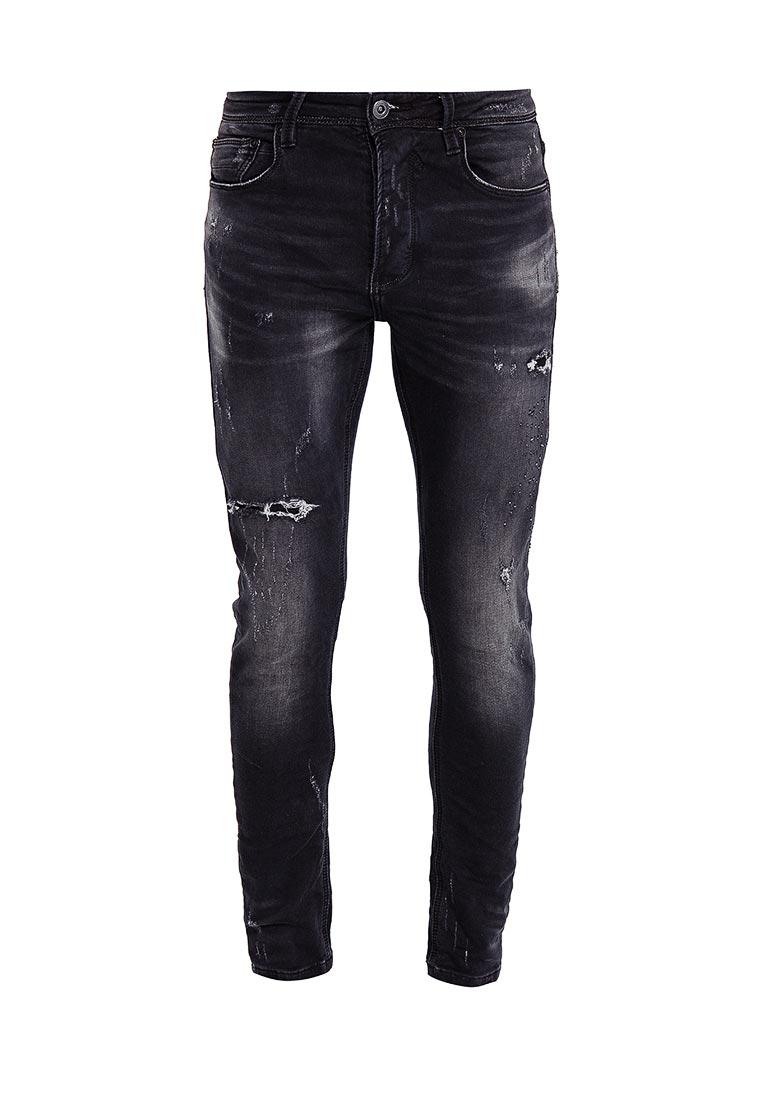 Зауженные джинсы Gianni Lupo D001-GL279C