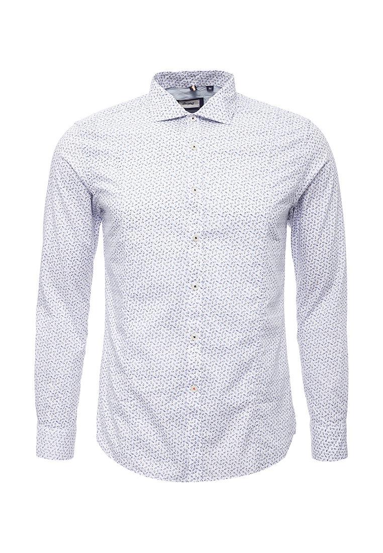 Рубашка с длинным рукавом Gianni Lupo D001-GLS17017
