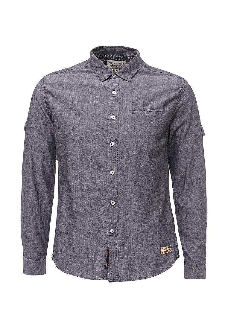 Рубашка с длинным рукавом Gianni Lupo D001-GLS17029