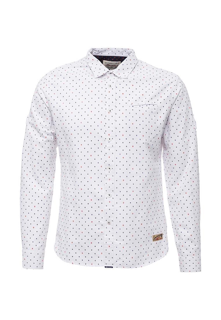 Рубашка с длинным рукавом Gianni Lupo D001-GLS17030