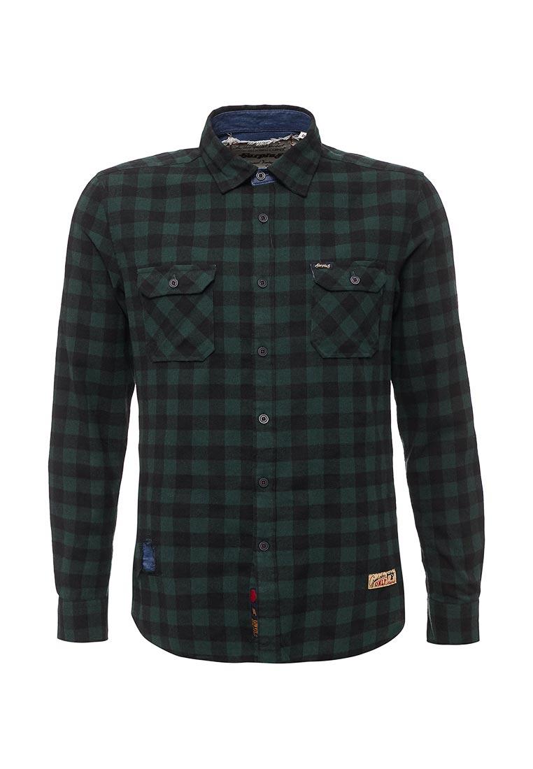 Рубашка с длинным рукавом Gianni Lupo D001-GLS17065