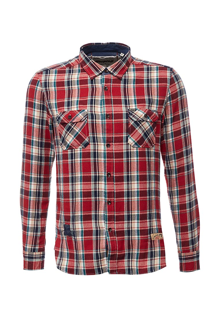Рубашка с длинным рукавом Gianni Lupo D001-GLS17067