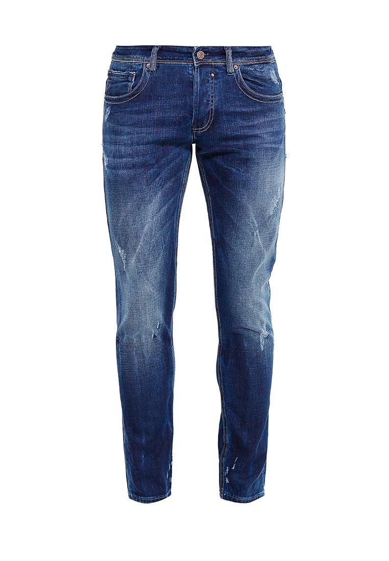 Зауженные джинсы Gianni Lupo D001-J161101