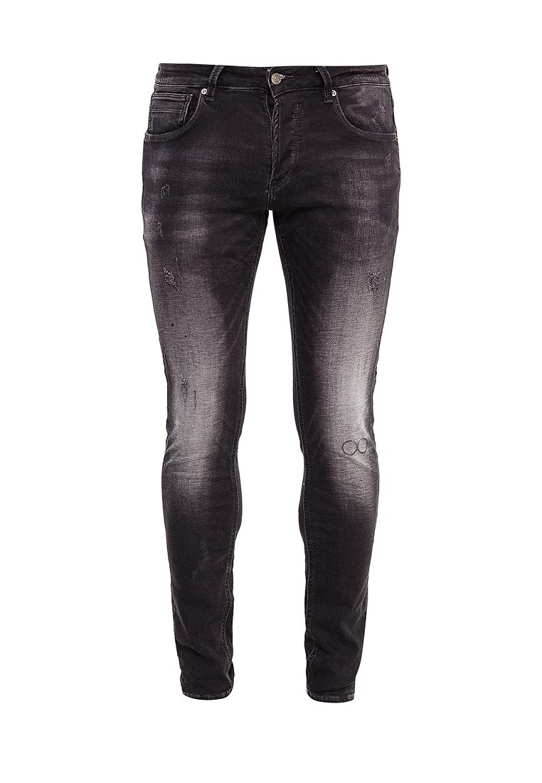 Зауженные джинсы Gianni Lupo D001-S863