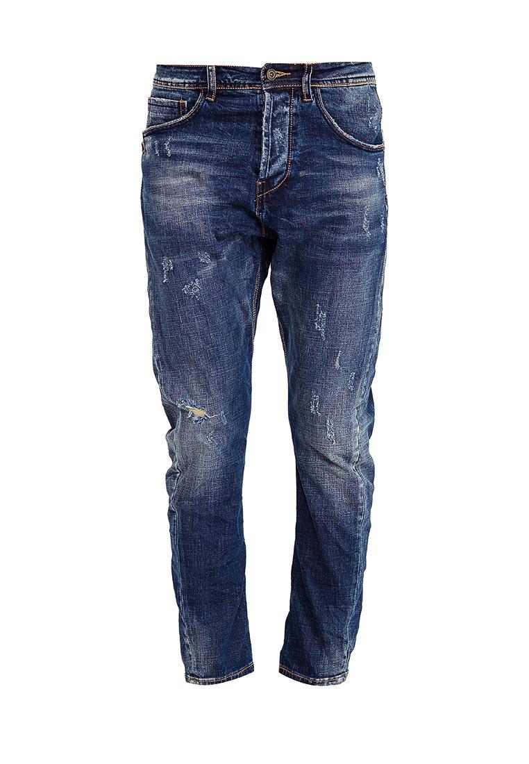 Зауженные джинсы Gianni Lupo D001-S891GL