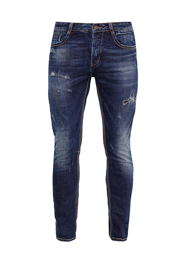 Зауженные джинсы Gianni Lupo D001-S895GL