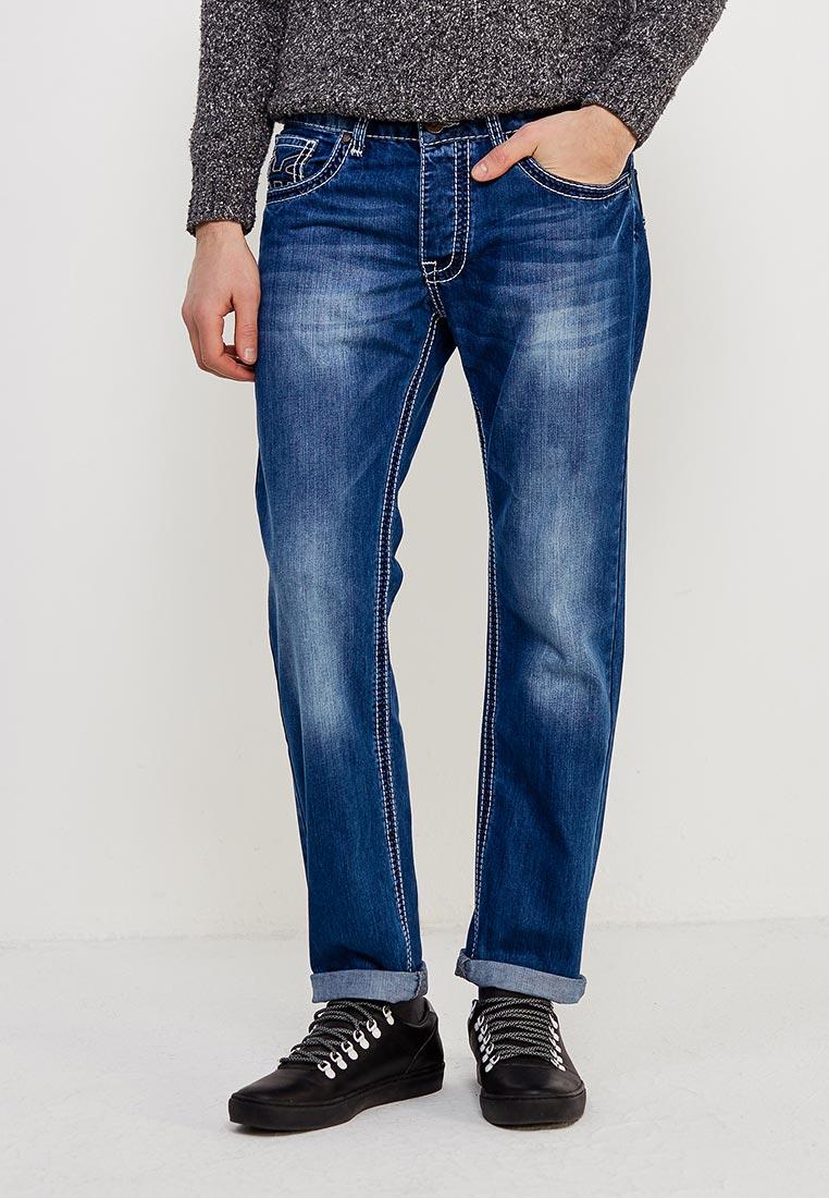 Зауженные джинсы GIORGIO DI MARE GI7562736