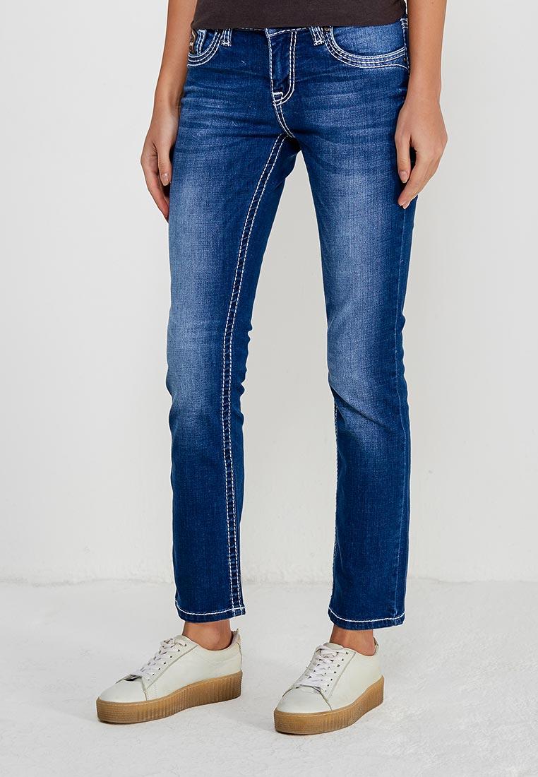 Зауженные джинсы GIORGIO DI MARE GI4600575