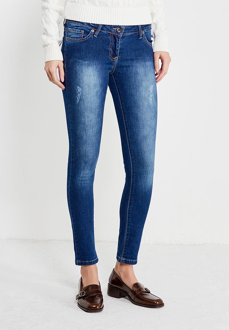 Зауженные джинсы GIORGIO DI MARE GI5311256