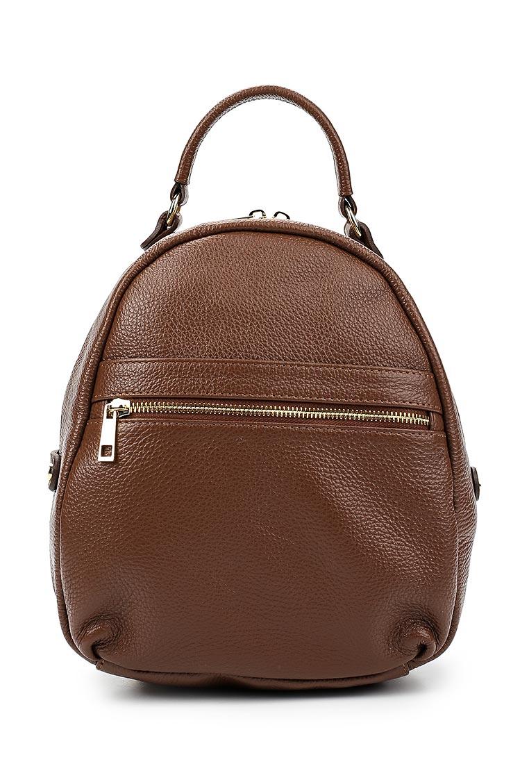 Городской рюкзак Giulia Massari 5384 BROWN