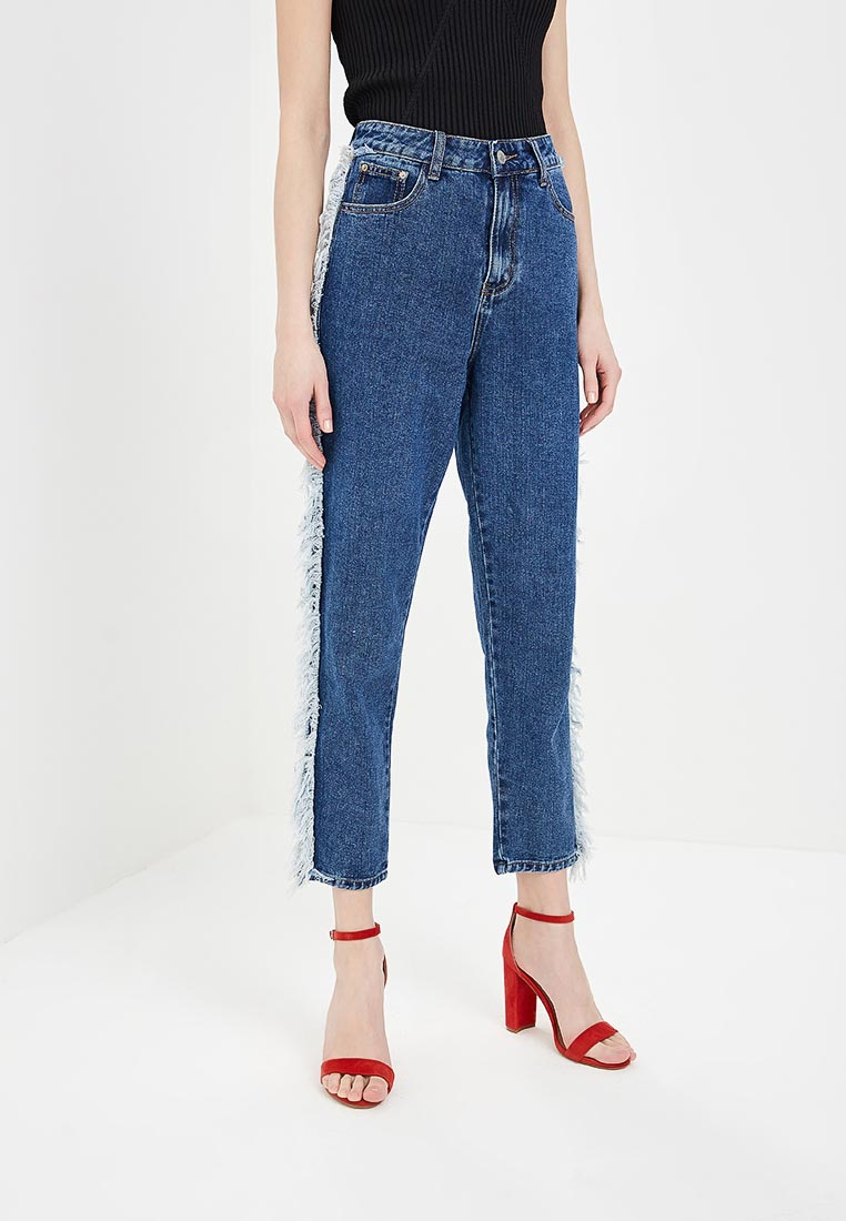 Зауженные джинсы GLAMOROUS AN3462
