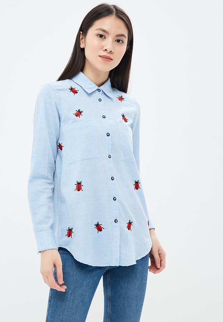 Женские рубашки с длинным рукавом GLAMOROUS IN1256