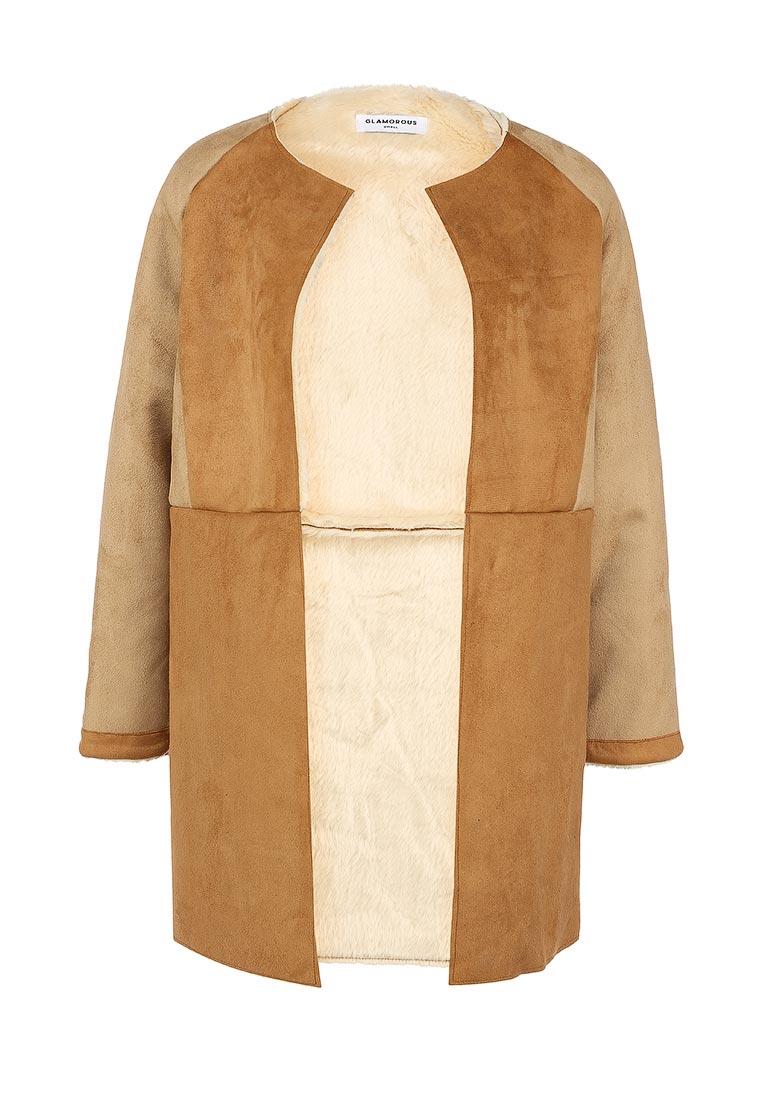 Кожаная куртка GLAMOROUS CK1938