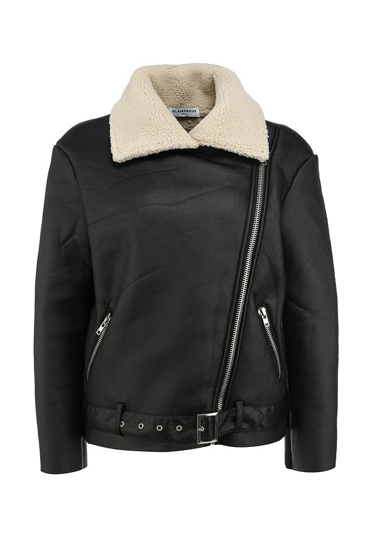 Кожаная куртка GLAMOROUS AN1213A