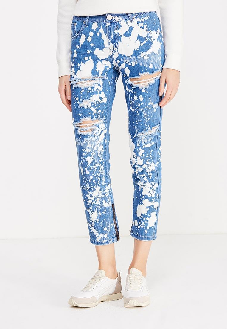 Зауженные джинсы GLAMOROUS KA5732