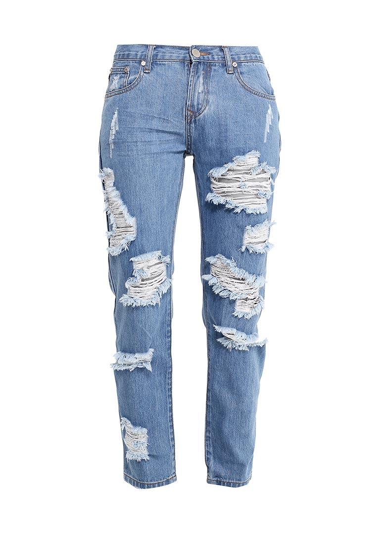 Зауженные джинсы GLAMOROUS JL5323