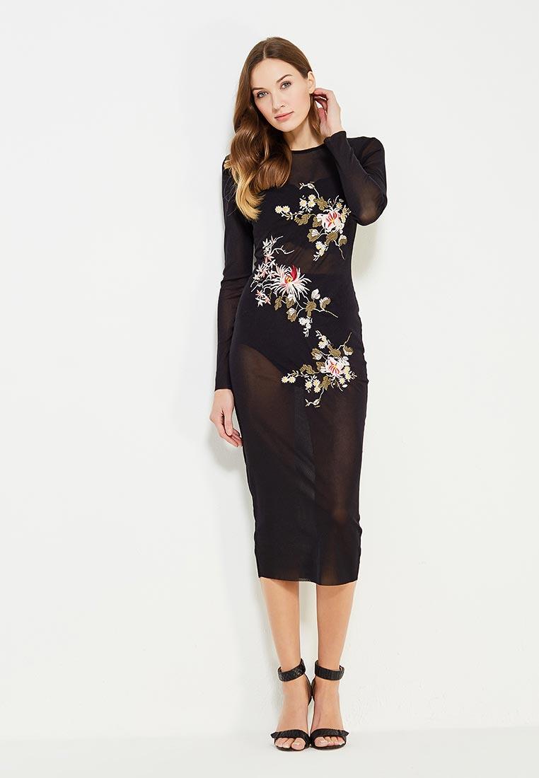 Вязаное платье Glamorous RL0282