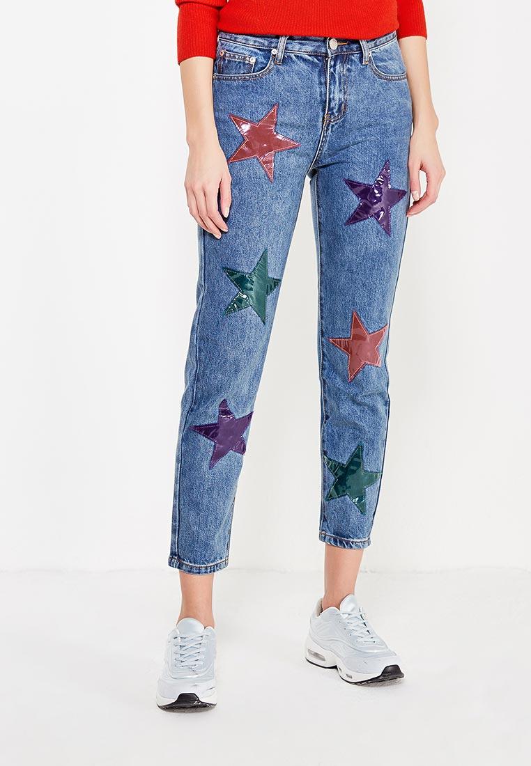 Зауженные джинсы GLAMOROUS AC1379