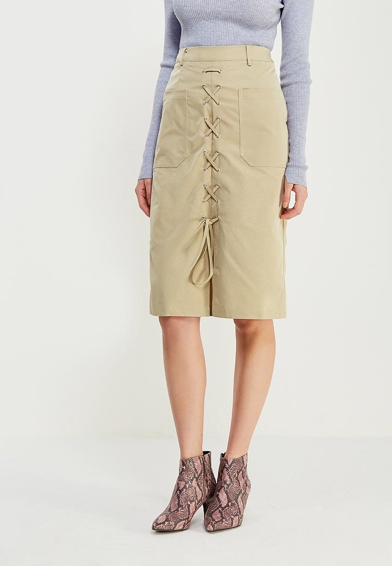 Узкая юбка Glamorous CK4692