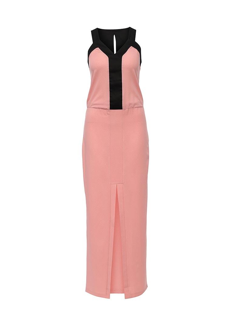 Летнее платье Gloss 18318(06)
