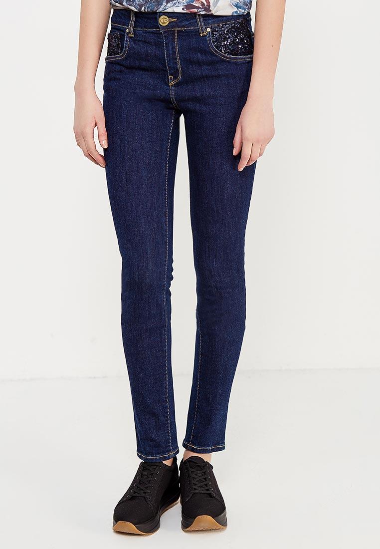 Зауженные джинсы Gluen 6GLAW16S070411406
