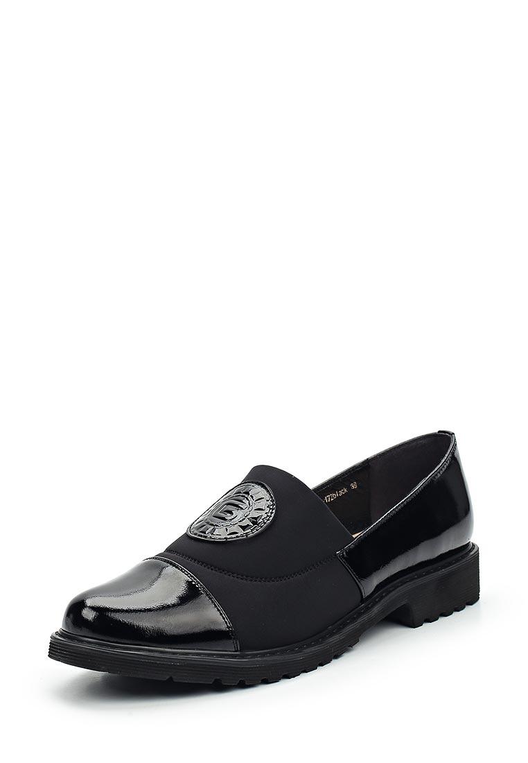 Туфли на плоской подошве GLAMforever 198-172