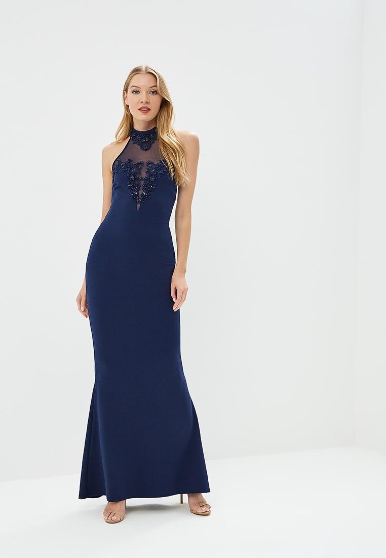 Вечернее / коктейльное платье Goddiva (Годдива) DR1237