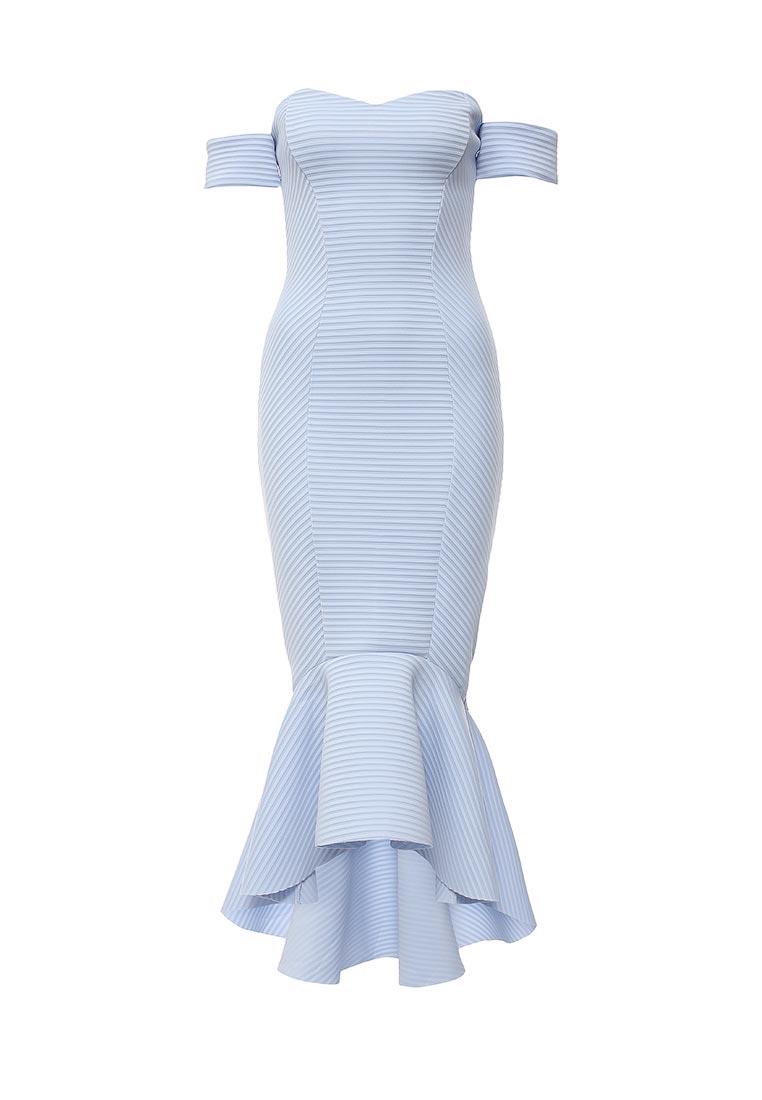 Платье-макси Goddiva DR768