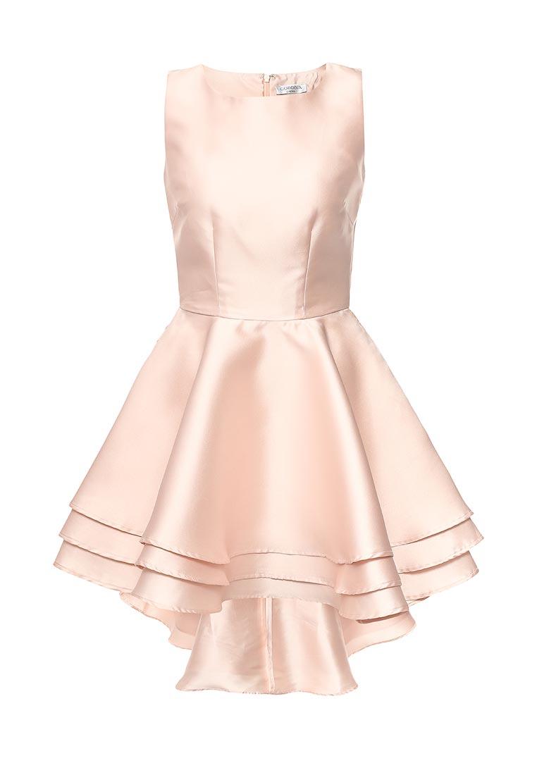 Вечернее / коктейльное платье Goddiva DR730