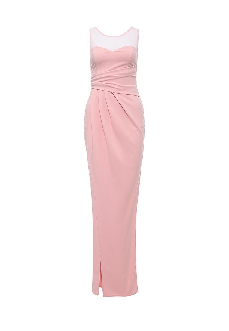 Платье-макси Goddiva DR904