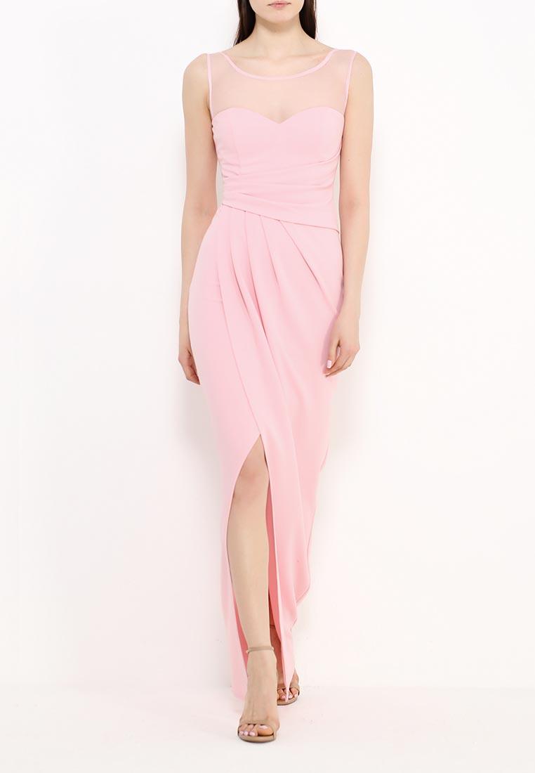 Платье-макси Goddiva DR904: изображение 2