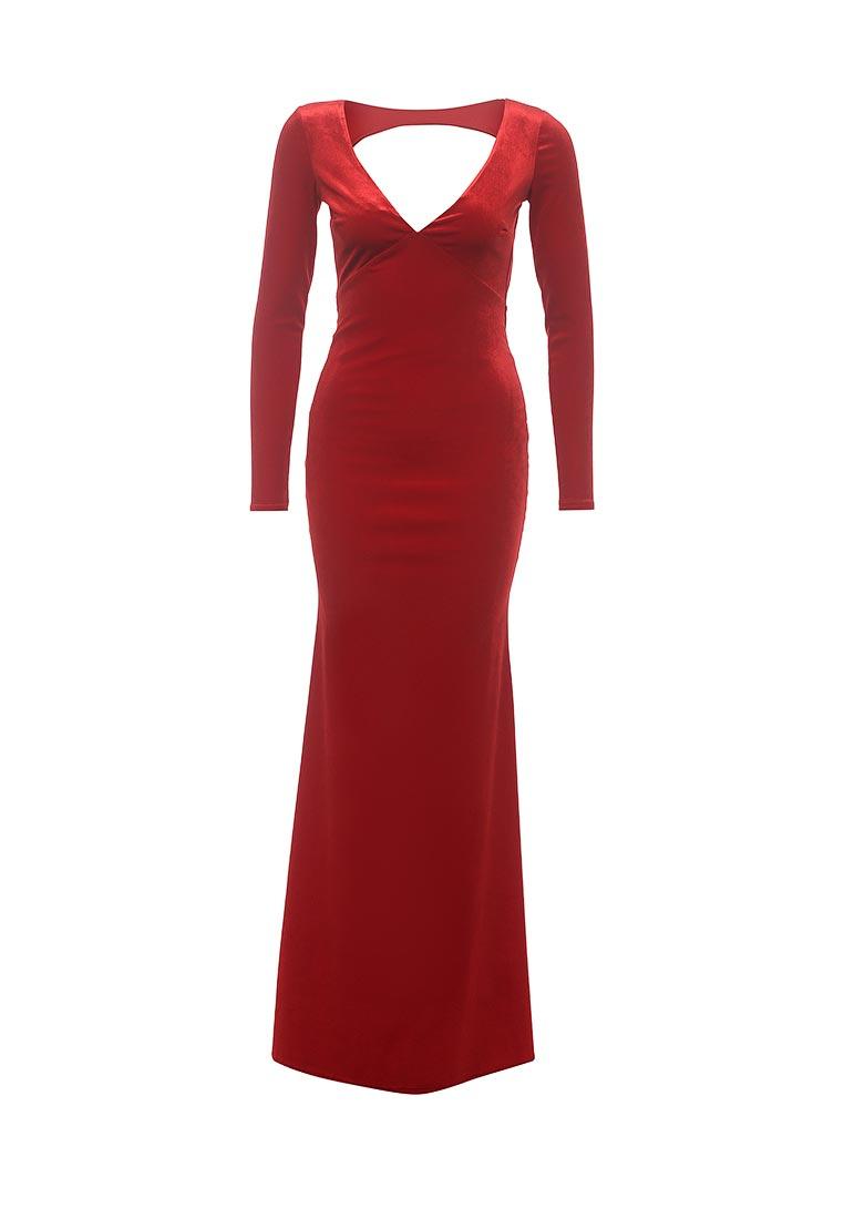 Платье-макси Goddiva DR1076