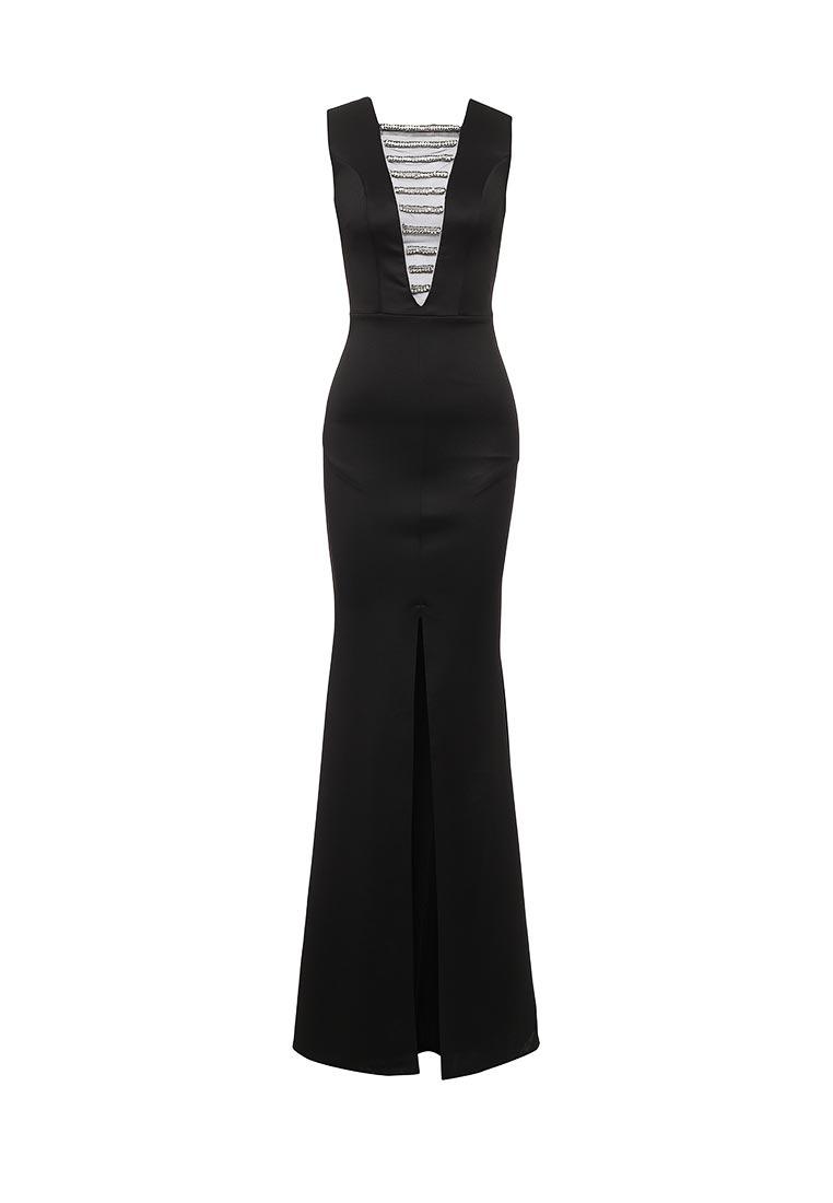Платье-макси Goddiva (Годдива) DR989