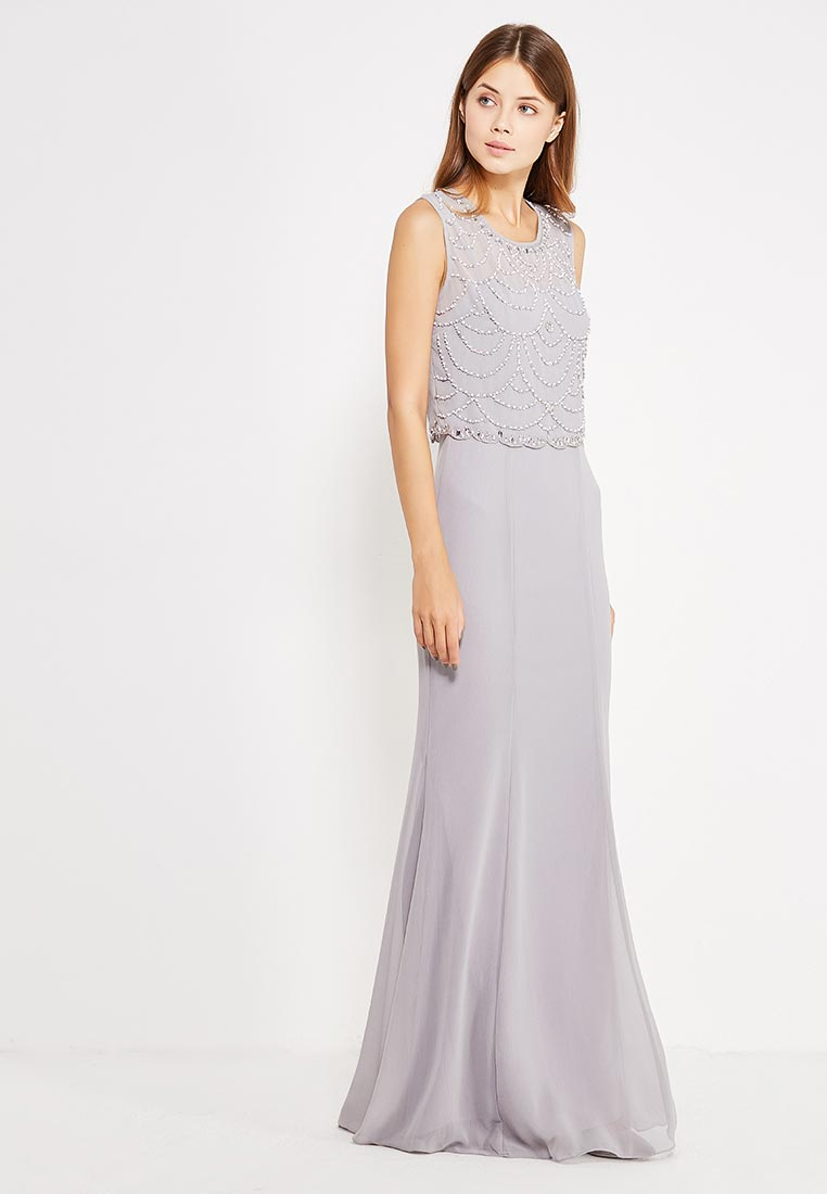 Платье-макси Goddiva DR1183