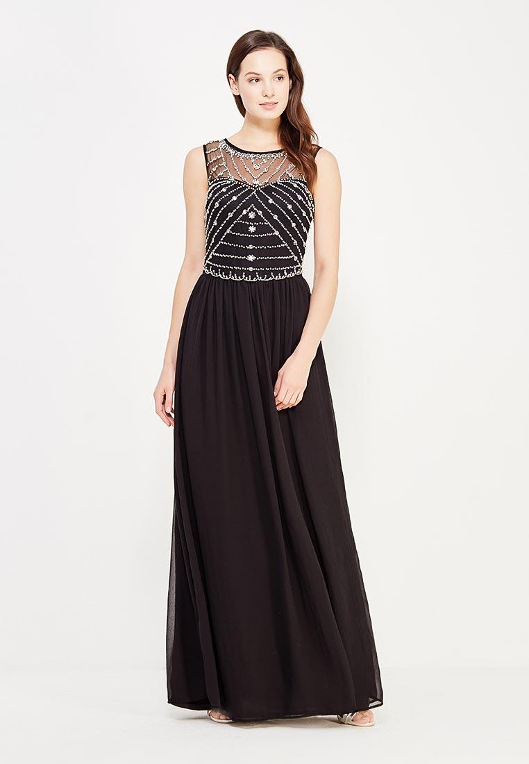 Платье-макси Goddiva DR1207