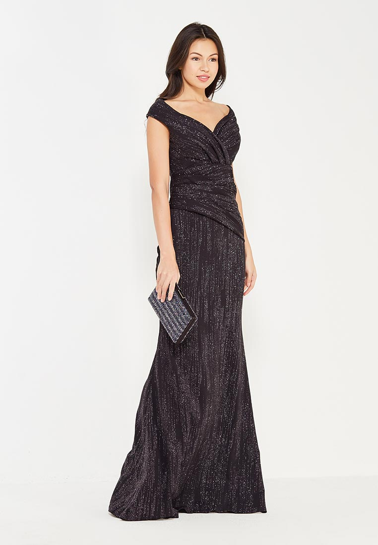 Платье-макси Goddiva DR1276