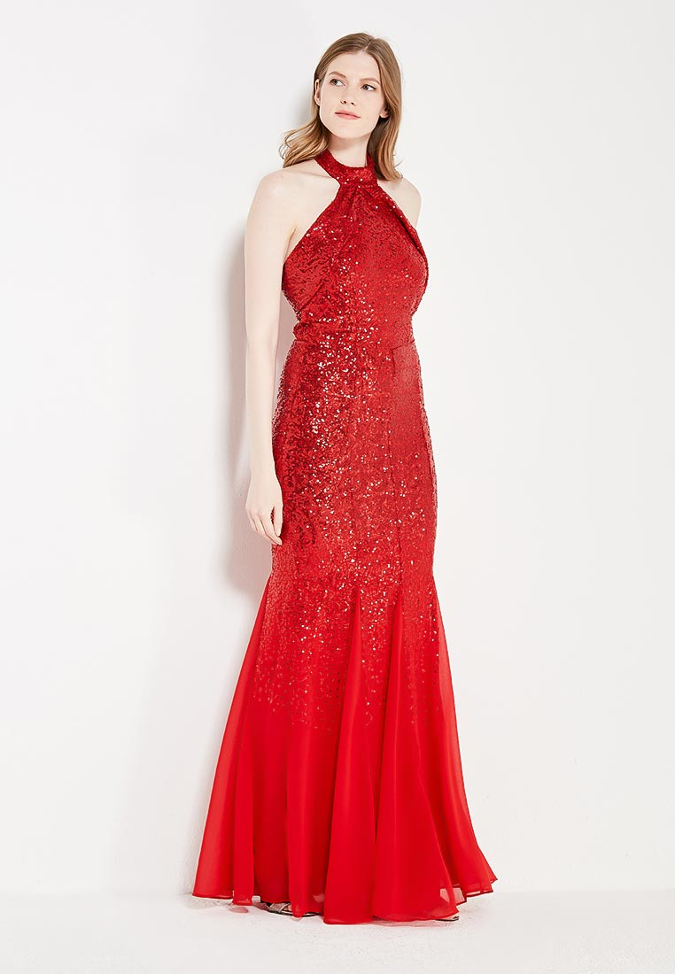 Платье-макси Goddiva DR1246