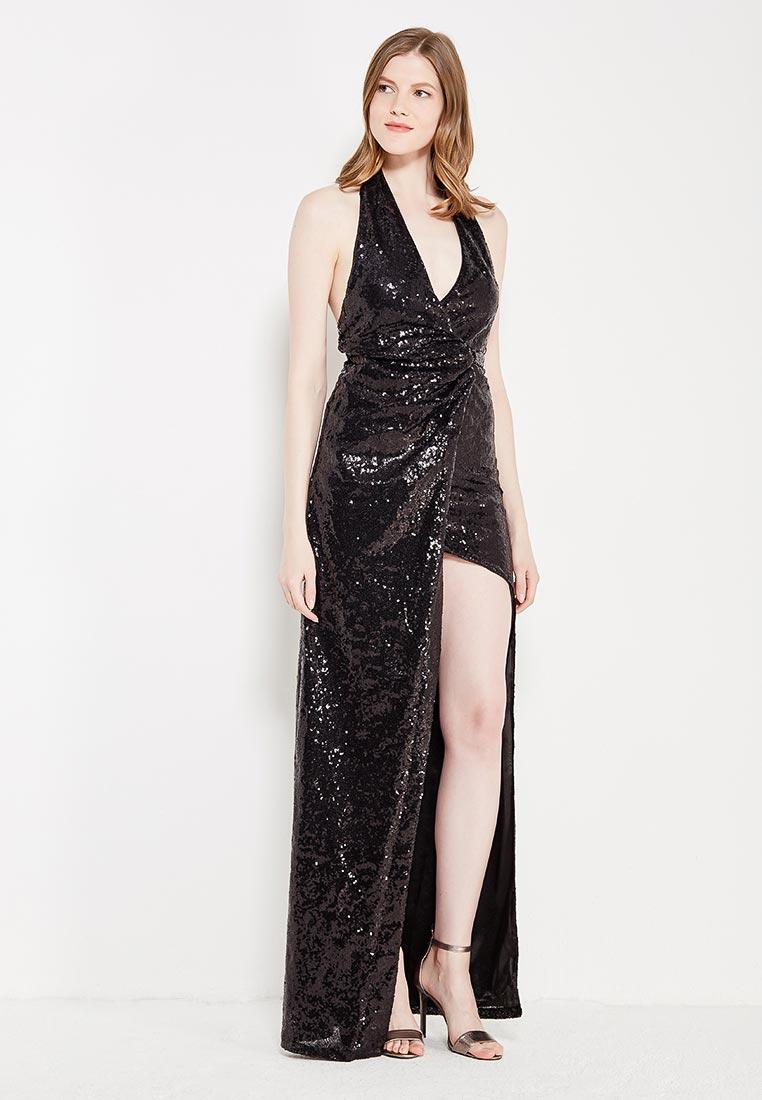Платье-макси Goddiva DR1238