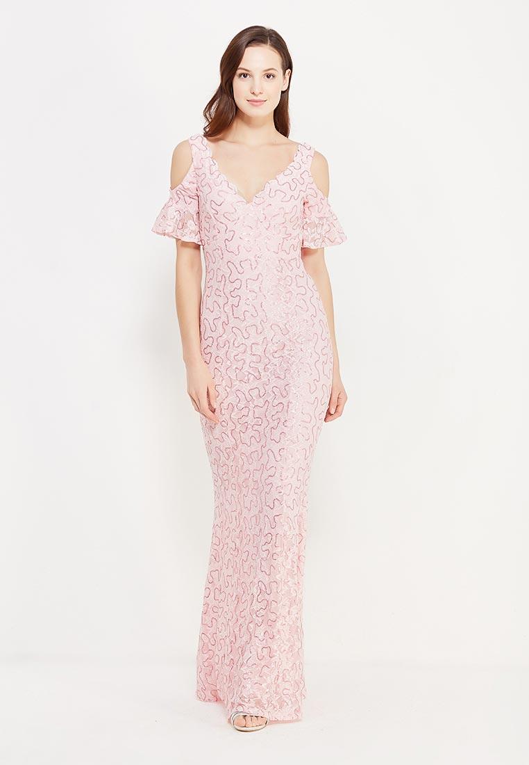 Платье-макси Goddiva DR1223