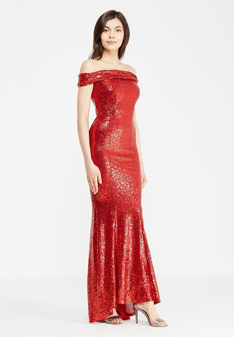 Платье-макси Goddiva DR1202