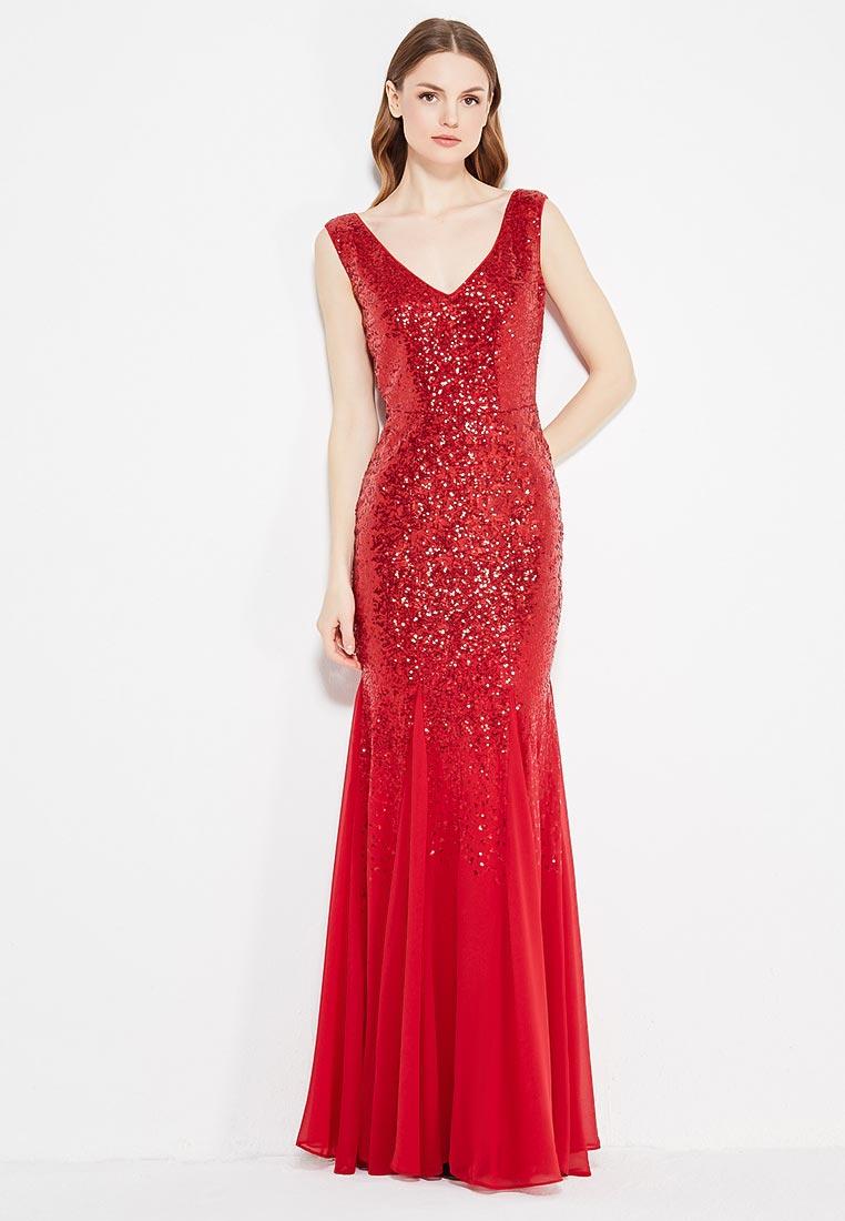 Платье-макси Goddiva DR627