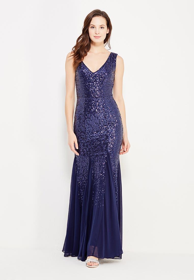 Платье-макси Goddiva DR627S