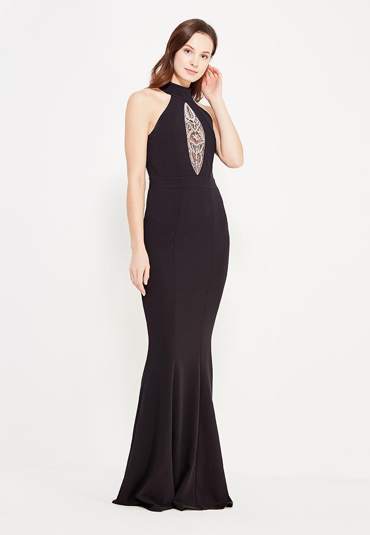 Платье-макси Goddiva DR821