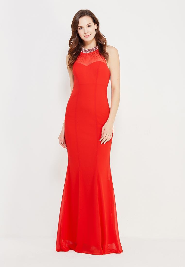 Платье-макси Goddiva DR1126