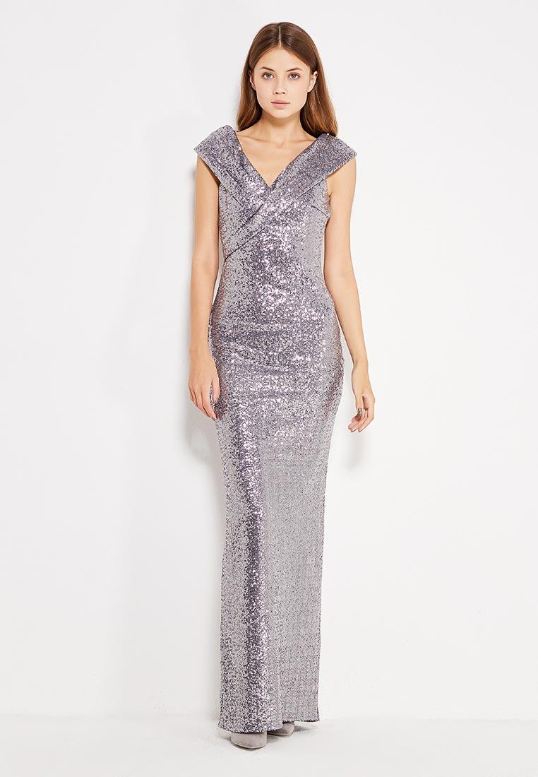 Платье-макси Goddiva DR1007