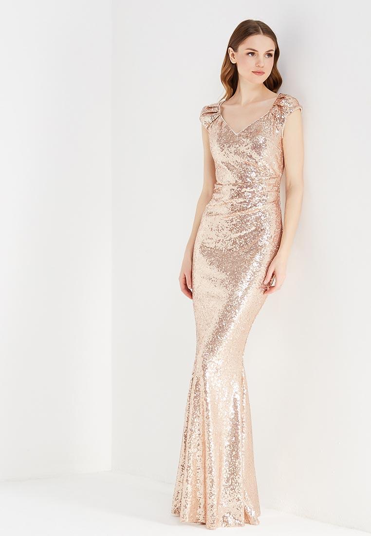 Платье-макси Goddiva DR976